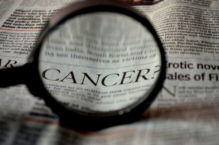 Krebs weg