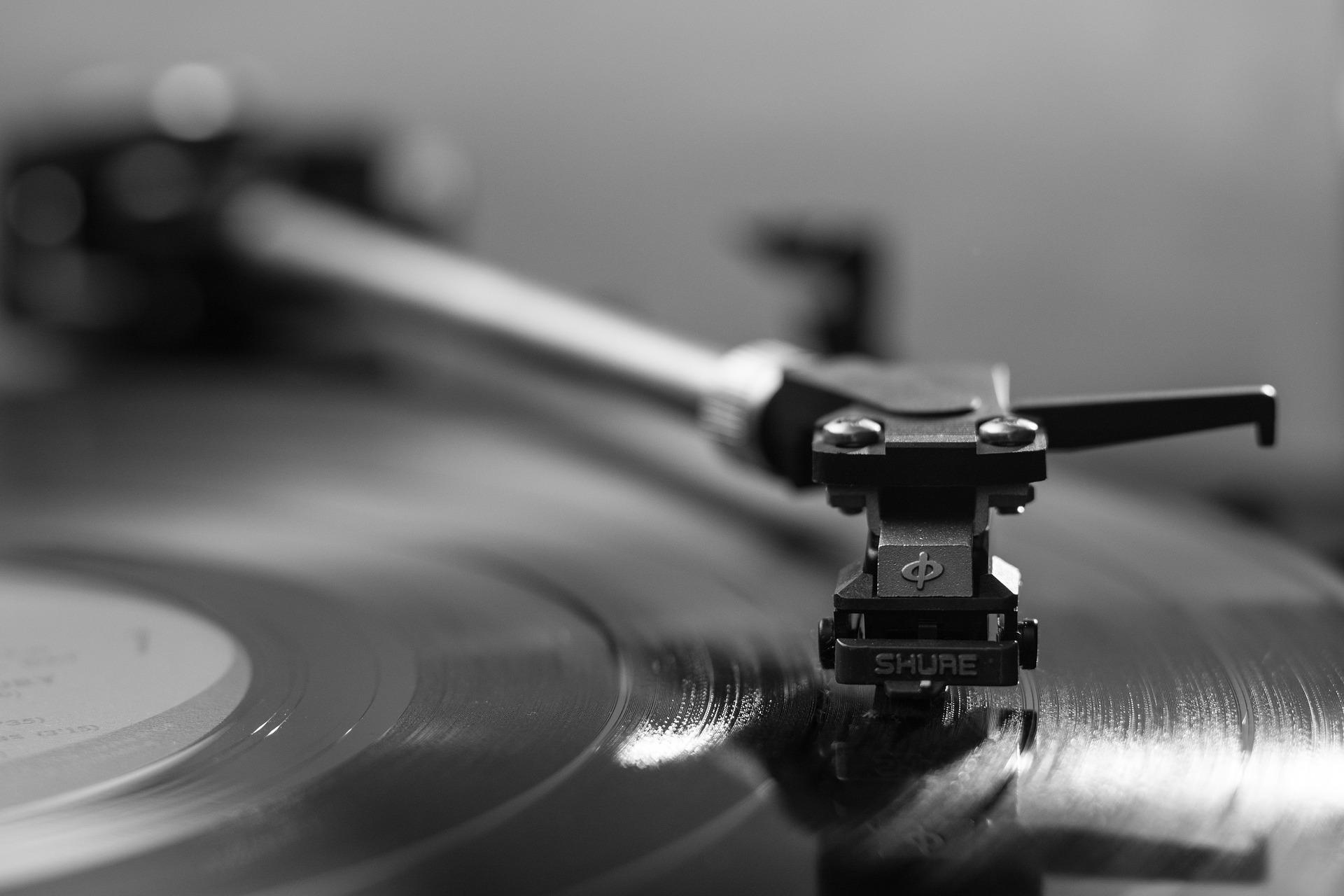 Musik und Leere